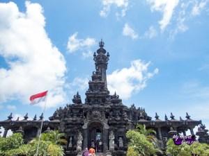 Denpasar Monument Bajra Sandhi