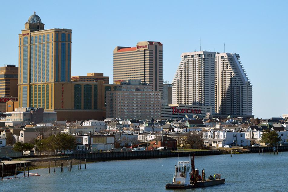 Heading into Atlantic City