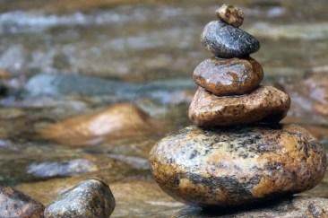 Saco River Rock Creation
