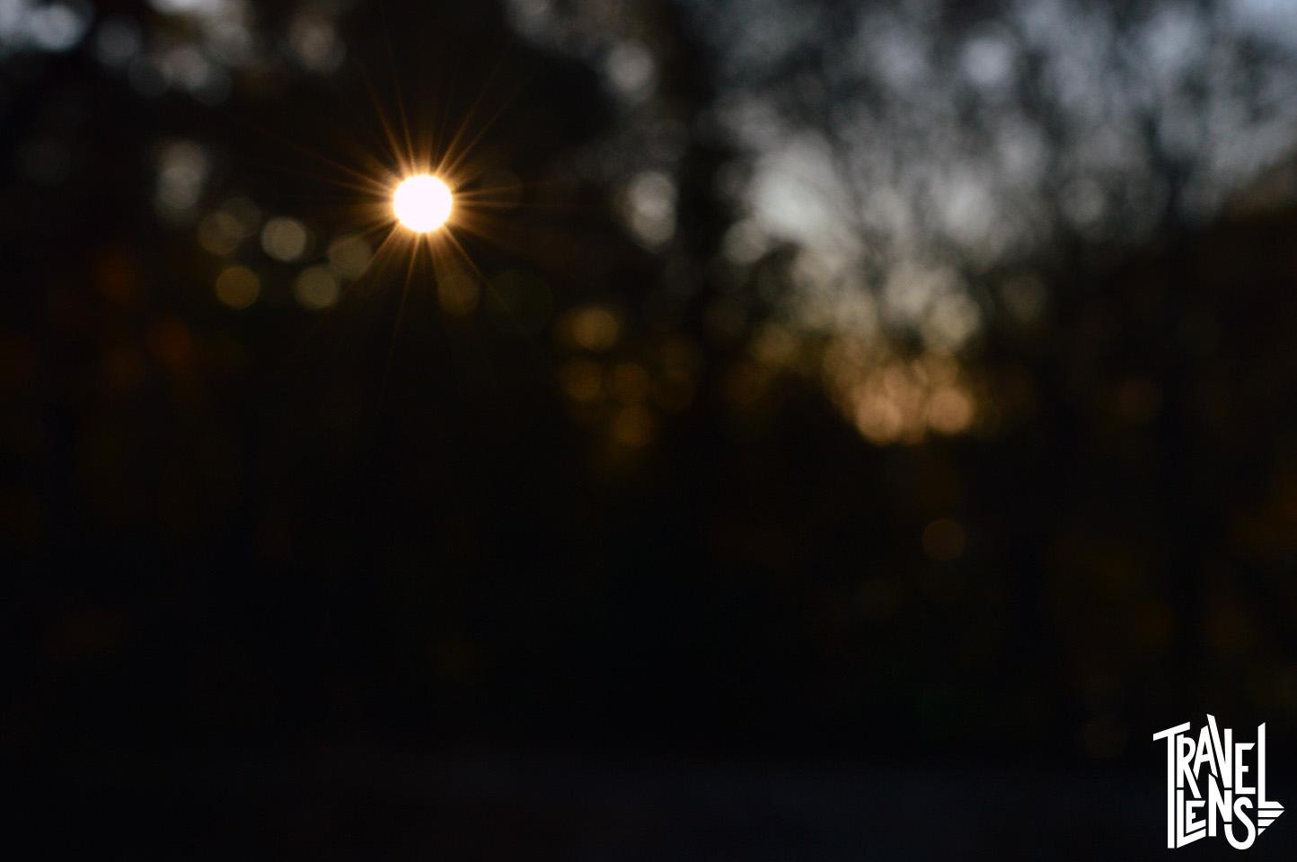 Bokeh Sunset