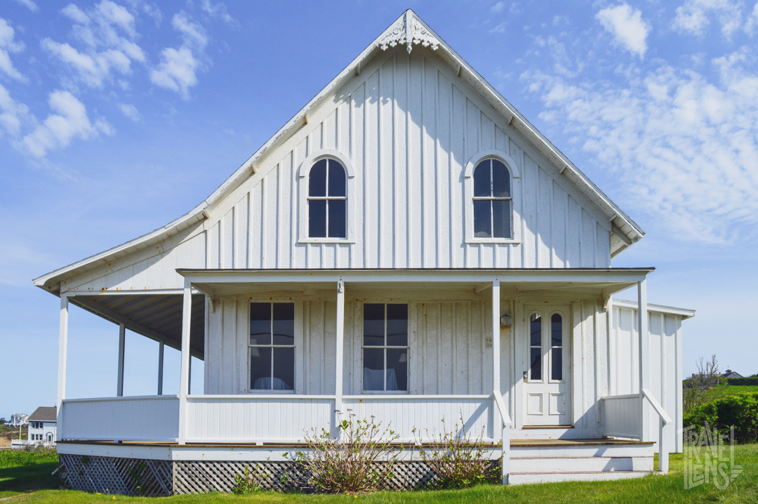 Home on Block Island built in 1895