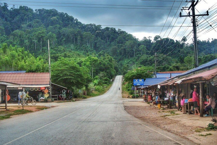 Tips voor het plannen van de Thakhek Loop (Laos)