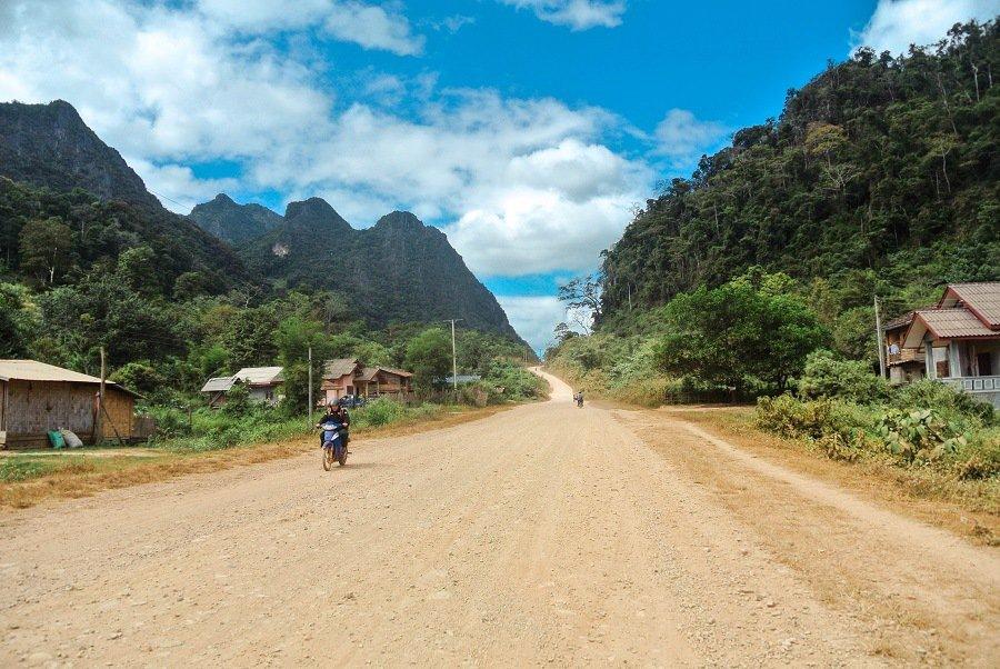 Backpacken in Laos