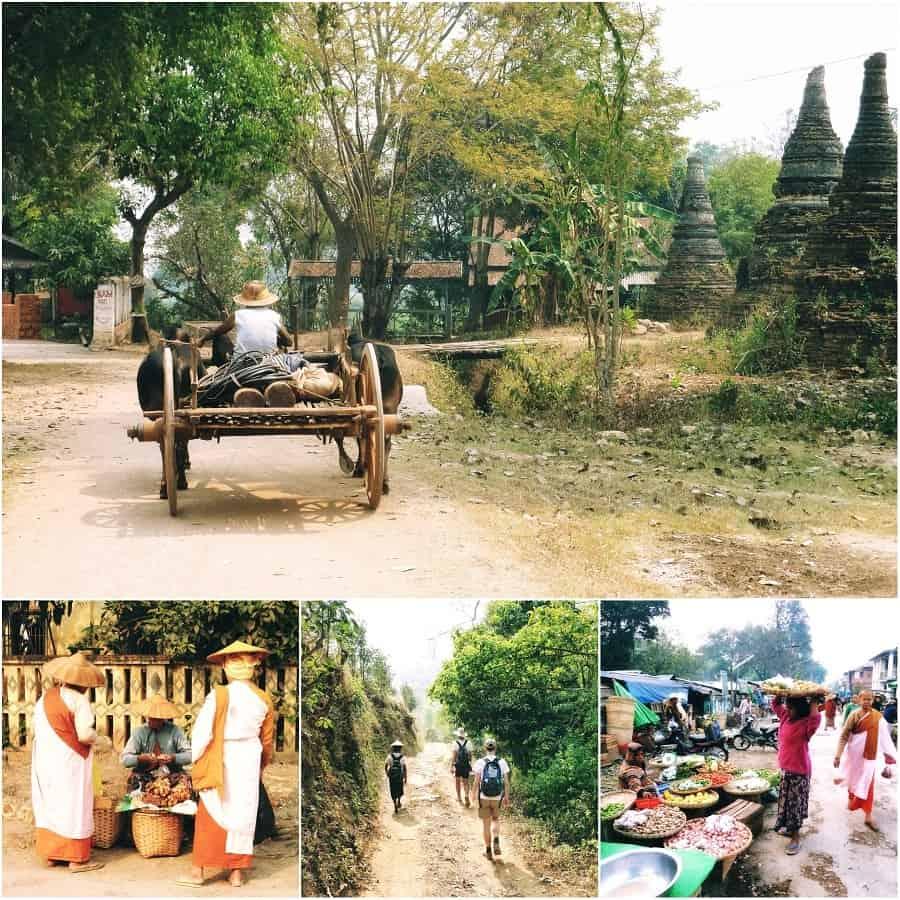 Hoogtepunten Myanmar