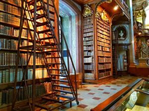 Vienna City Trip - Old Library