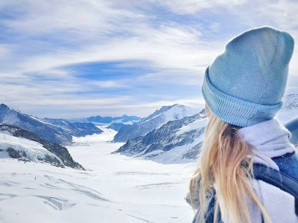 Places you never thought to visit - Top of Europe Switzerland