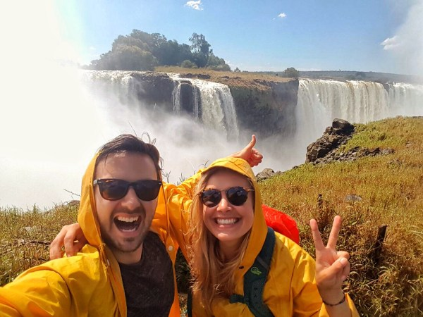 Places you never thought to visit - Victoria Falls Zimbabwe