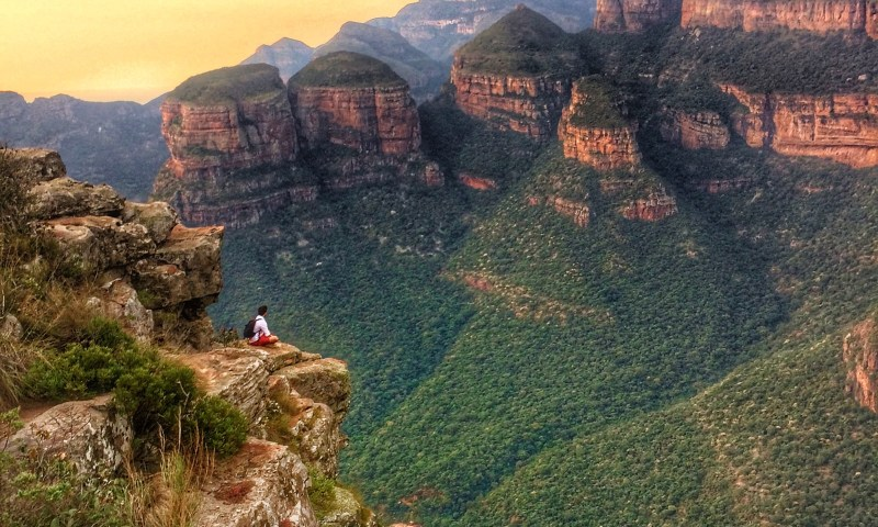 Places you never thought to visit - Blyde River Canyon