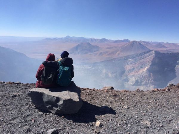 Volcano Lascar in Chile - Epic Day Hikes