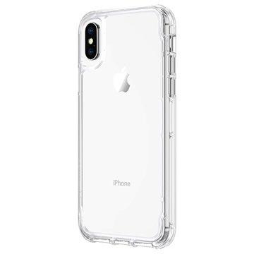 iPhone X Griffin Survivor Clear Case