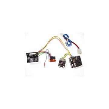 Køb en ISO2CAR lydløs adapter til din Saab 9.3