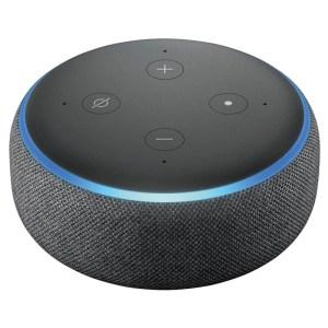 Amazon Echo Dot 3 Smart Speaker with Alexa