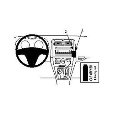 Brodit 853985 ProClip Toyota Auris 07-12