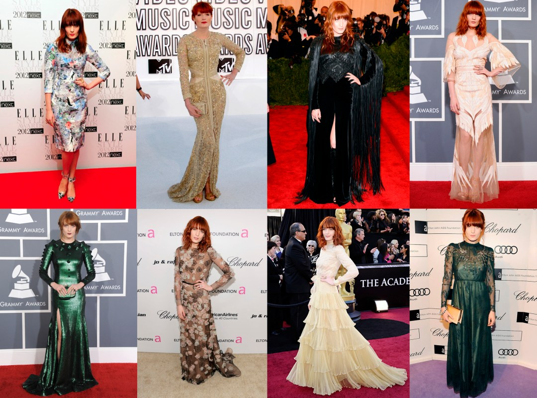 Florence Welch Red Carpet