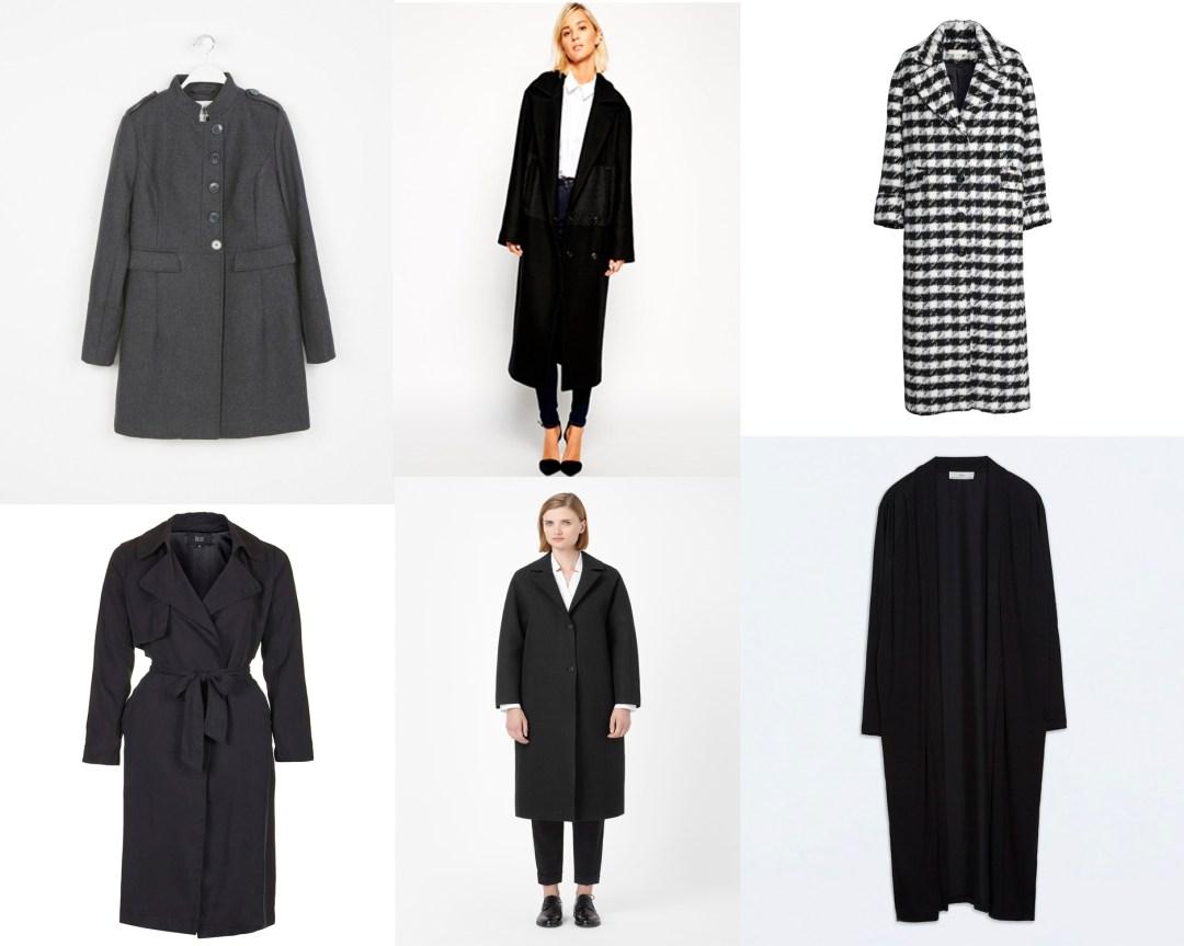 Tendencias de temporada abrigo extralargo tiendas