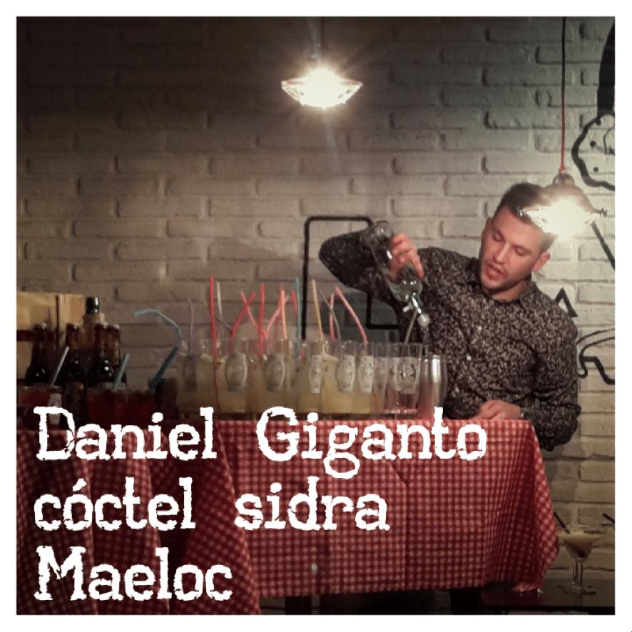 Daniel Giganto Sidra Maeloc