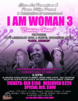 I am Woman 3 - The Concert