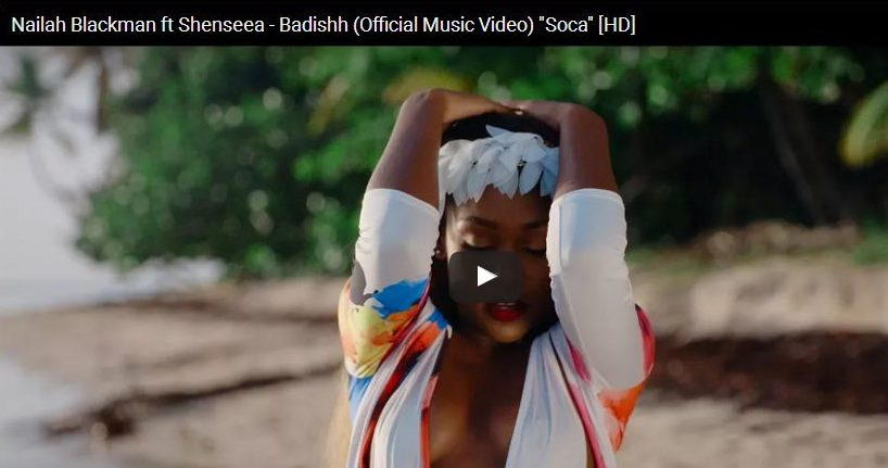 Nailah Blackman ft Shenseea - Badishh