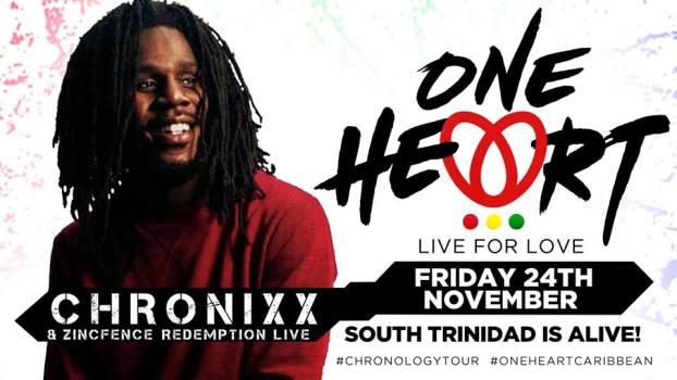 chronixx in trinidad
