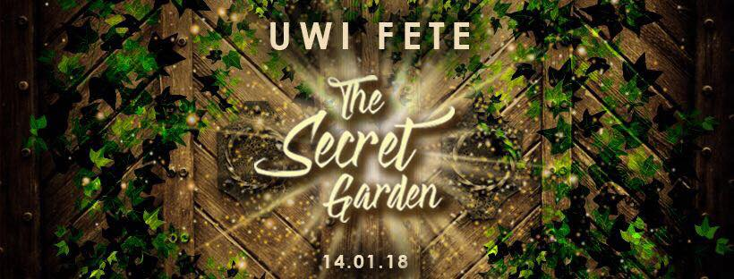 UWI Fete 2018 - Secret Garden