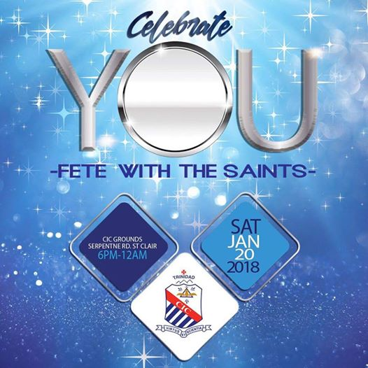 Fete with the Saints 2018