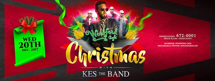 Kes the Band Christmas 2017