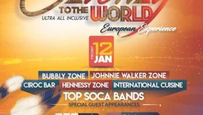 Gateway to the World 2019 – My Trini Lime