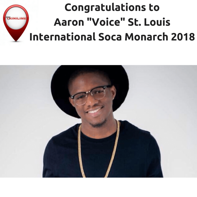 International Soca Monarch Winner 2018