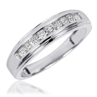 His And Hers Wedding Ring Set - Wedding Ideas