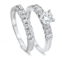 Wedding Rings Layaway Plan  Mini Bridal