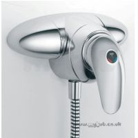 Ideal Standard Trevi Blend A3086 Exp S/l Shower Valve Cp ...