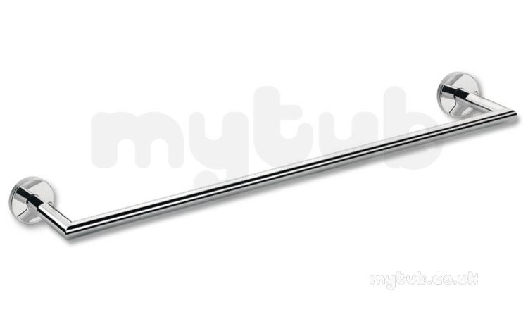 Waterbury Sc06 Single Towel Rail 610mm : Waterbury