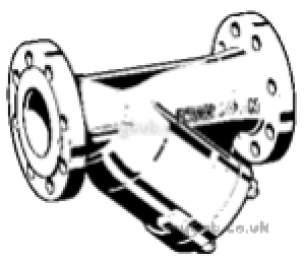 Honeywell Ci Pn16 Y Strainer Fy69a 65 : Honeywell