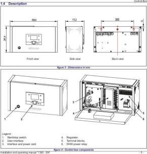Fujitsu Atw Control Box Utw-scbya : Fujitsu