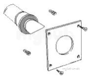Ideal 155988 Na Logic Flue Finishing Kit : Ideal Boilers