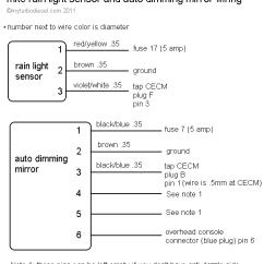 C5 Corvette Power Seat Wiring Diagram Landscape Concept Design Rain Light Sensor Retrofit And Installation Vw Diy Tdi Forum Img