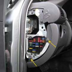 2002 Vw Passat Fuse Diagram Tracker Nitro 175 Wiring Brake Master Cylinder Or Booster Removal B5 And Audi Img