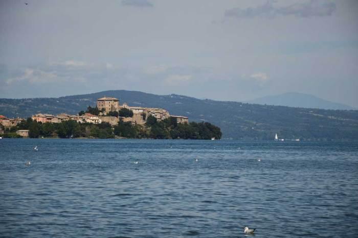 Lago di Bolsena storia