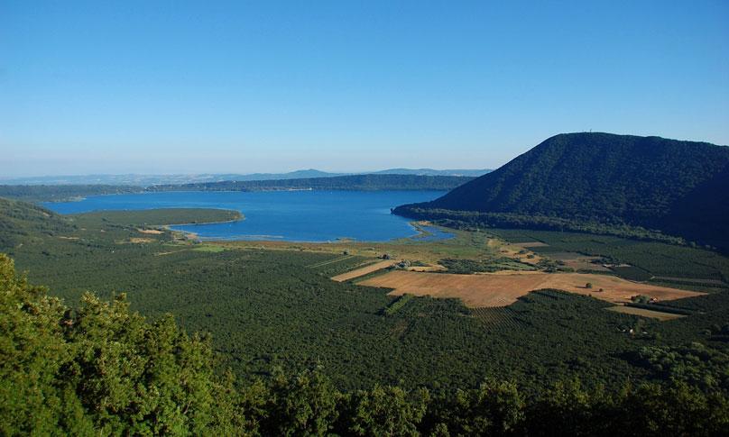 lago di vico Tuscia