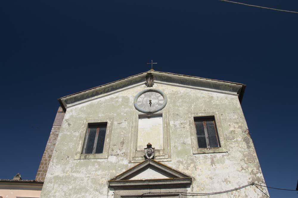 La Chiesa di Calcata