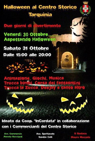 Halloween Tarquinia