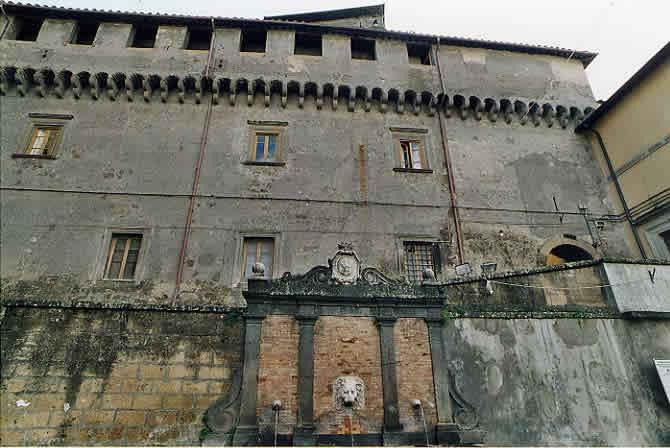 Castello Farnese Carbognano