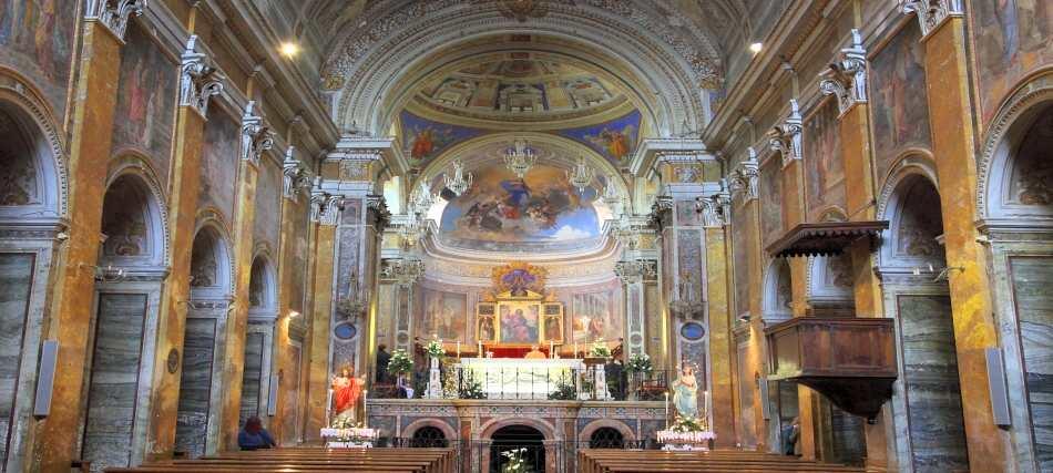 Chiesa di Nepi Tuscia