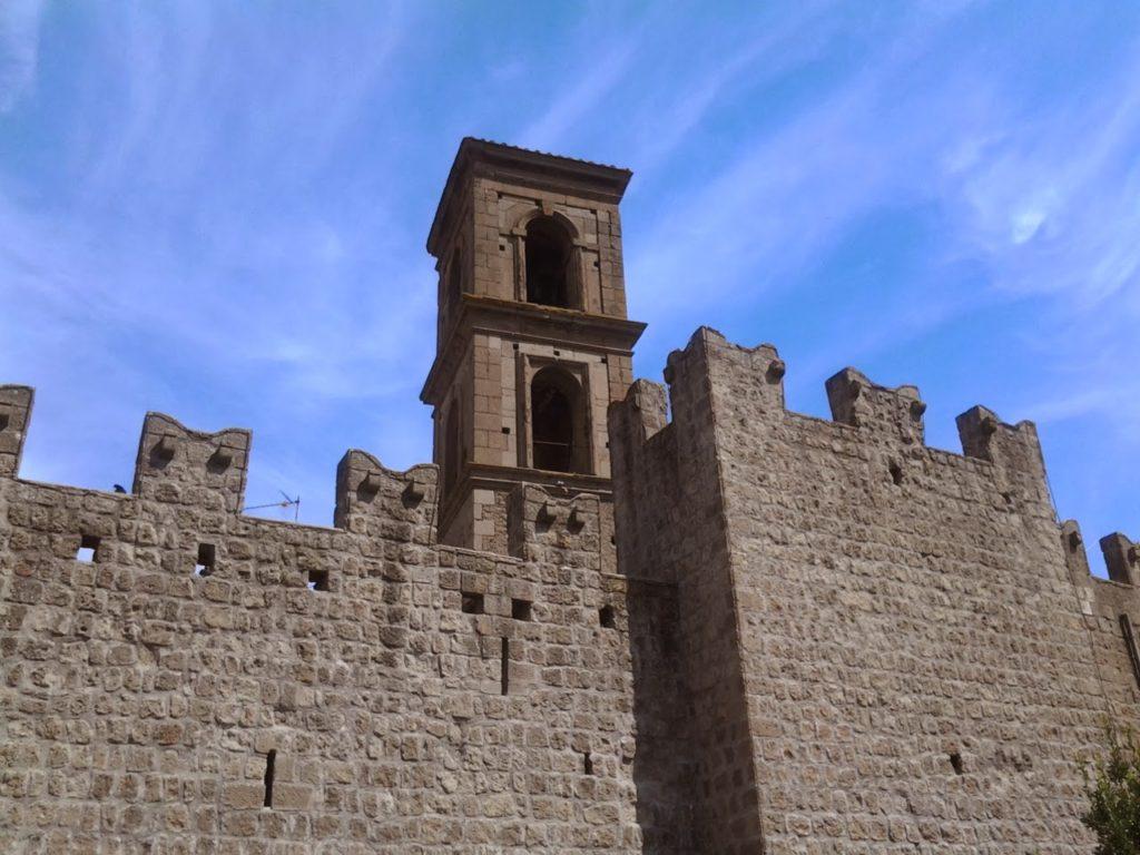 vitorchiano mura