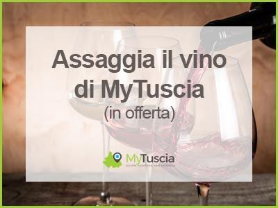 Vino MyTuscia banner
