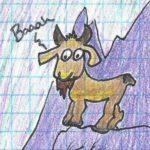 integer climb and dive goat