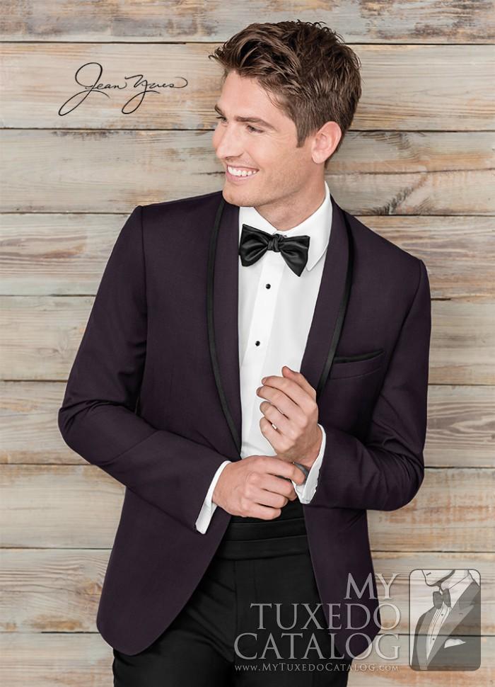 Plum Calypso Tuxedo  Tuxedos  Suits  MyTuxedoCatalogcom