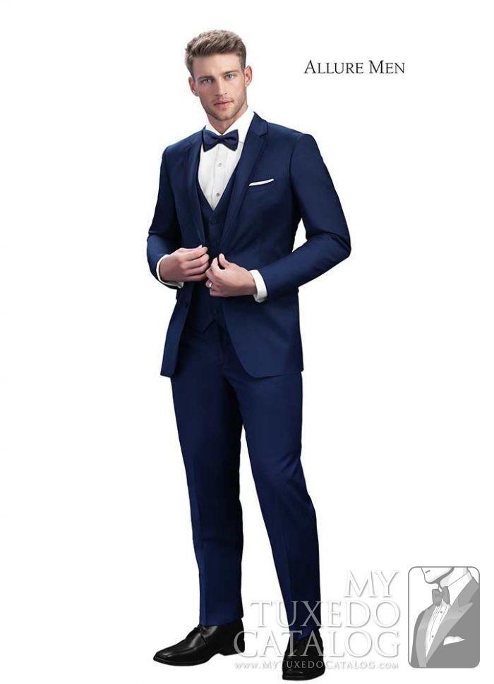 Cobalt Blue Brunswick Tuxedo  Tuxedos  Suits