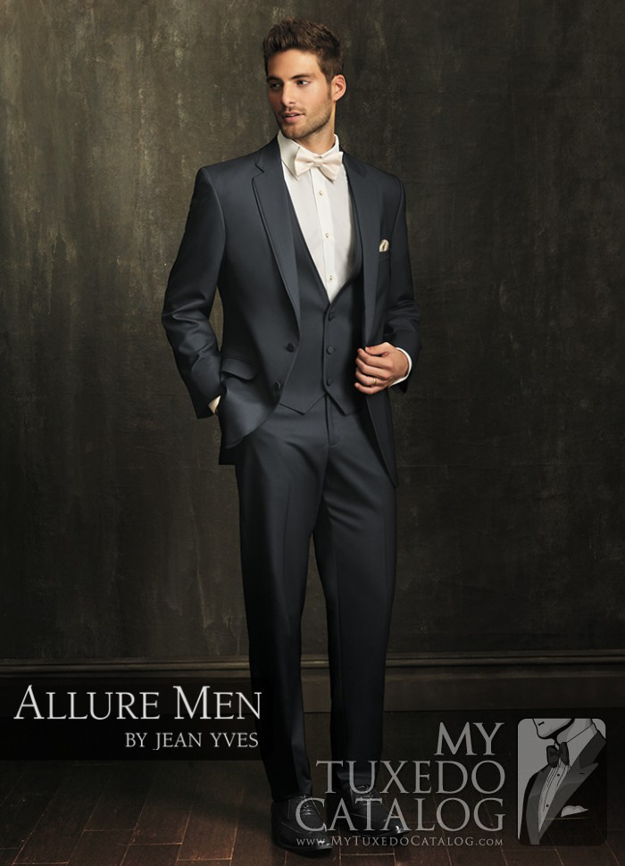 Slate Blue Bartlett Tuxedo  Tuxedos  Suits