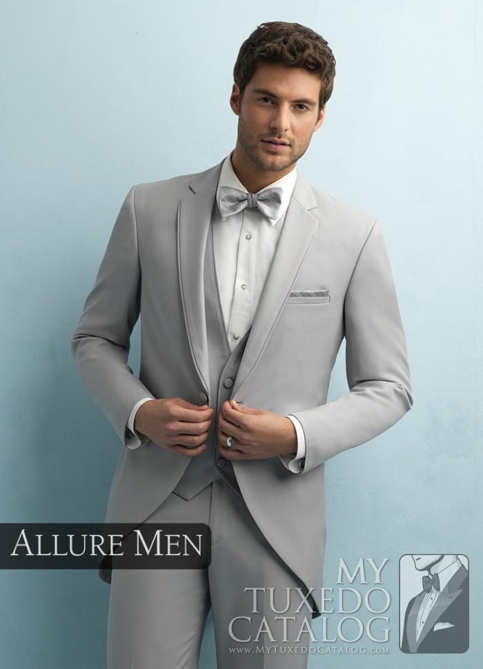 Cement Grey Darcy Cutaway  Tuxedos  Suits